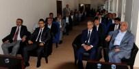 ZAFER GÜLER - Mardin OSB'de Mali Kurul Toplantısı