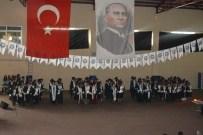Tercan Meslek Yüksek Okulun'da Mezuniyet Töreni