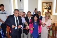 YEMEK TAKIMI - Yalova'da 'Çini İşlemeciliği Sergisi' Açıldı