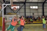 ÜNAL KOÇ - Çukurca'da 'Streetball Turnuvası'