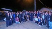 AK Parti Trabzon Milletvekili Adayı Muhammet Balta'ya Tonya Ve Vakfıkebir'de Büyük İlgi