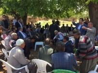 'Bölgedeki Huzuru AK Parti'ye Borçluyuz'