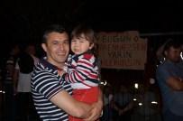 MÜNİR KARAOĞLU - Bursa'daki Otomotiv İşçilerinin İş Bırakma Eylemi