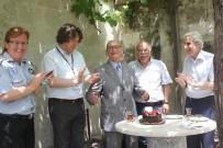 TRAKYA ÜNIVERSITESI - Kazancıgil İçin Kutlama Hazırlandı