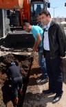 KEMAL MUTLU - Sarıkamış Belediyesi Altyapı Çalışmalarına Başladı