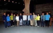 SEVAL AKTAŞ - Bodrum Belediyesi, Güney Koreli Yöneticileri Ağırladı
