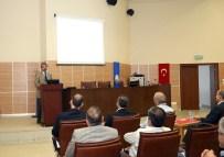 TRAKYA ÜNIVERSITESI - Bölgesel Eğitim Toplantısında 'Çocuk Kırıkları' Konuşuldu