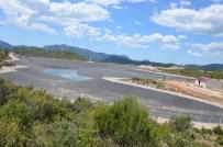 Gündoğmuş'taki Gölet Ve Sulama Projesi