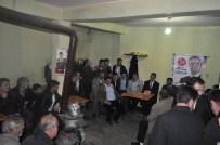 SERDARLı - MHP Adayları Aydın Ve Kaya Tortum'da