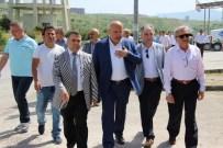 BARIŞ MANÇO - Namal, Safranbolu'da Sanayi Esnafı İle Buluştu