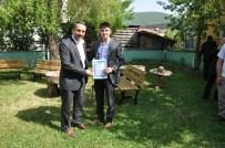 Pınarbaşı'nda Kuran'ı Kerim Hizmet İçi Eğitim Kursu Tamamlandı