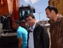 KEMAL MUTLU - Sarıkamış Belediyesi Alt Yapı Çalışmalarına Hız Verdi