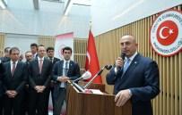 ALI BARıŞ - Dışişleri Bakanı Çavuşoğlu Brüksel'de