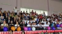 KOMPOZISYON - Kulp'ta 19 Mayıs Atatürk'ü Anma, Gençlik Ve Spor Bayramı Kutlaması