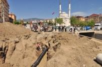 OSMANLI CAMİİ - Tosya'da Ana Kanal Hattı Tamamen Yenilendi