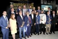 BAHAR ÖZTAN - Zirvedekelir 2015'Te Ödüller Sahibini Buldu