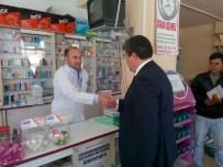 AK Parti Afyonkarahisar Milletvekili Adayı Özkaya'nın İlçe Ziyaretleri