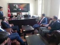 AK Parti Milletvekili Adayı Özkaya'ya Başmakçı'da Yoğun İlgi