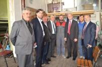 AK Parti Trabzon Milletvekili Adayı Günnar, Tonya İlçesini Ziyaret Etti