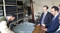 Akgül, Şefaatli'de Esnafı Ziyaret Etti