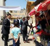 MHP Diyarbakır Milletvekili Adayı Karakoç Seçim Çalışmalarına Başladı