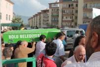 GÜLER YıLMAZ - Bolu Belediye Başkanı Alaaddin Yılmaz'ın Acı Günü