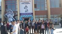TRAKYA ÜNIVERSITESI - İpsala MYO Robot Yarışmasında Edirne'yi Temsil Etti