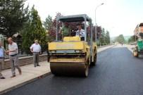 Taşköprü'de Yol Çalışmaları