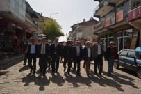 Tercan'da 19 Mayıs Gençlik Yürüyüşü