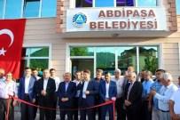 YAŞAR DÖNMEZ - Tunç Abdipaşa Belediyesi Hizmet Binası'nın Açılışını Gerçekleştirdi
