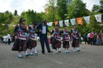 AK Parti Trabzon Milletvekili Adayı Muhammet Balta, Çarşıbaşı Yavuzköy'de Kemençe İle Karşılandı