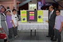 Çankırı'da Bilim Fuarı Düzenlendi