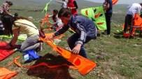 DAĞPıNAR - Digor'da Uçurtma Şenliği Renkli Görüntülere Sahne Oldu