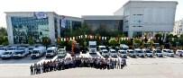 KOMPOZISYON - Muratpaşa'ya Hizmet İçin 15 Milyon Liralık 85 Araç