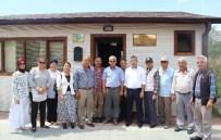 ŞEHİT AİLELERİ - Yüksel Seçim Çalışmalarını Fethiye'de Devam Etti