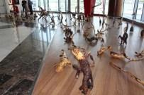 ERTUĞRUL KıLıÇ - Ağaç Kökleri Sanat Eseri Oldu
