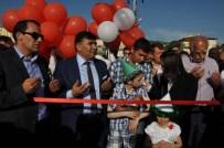 Cevizdere Engelsiz Yaşam Parkı Açıldı