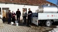 Kadışehri İlçesinde Süt Üretimi Her Geçen Gün Artıyor