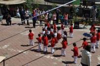 ÖZERK ÖZCAN - Keskin'de AB Destekli Gençlik Değişimi Projesi