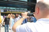 HAVALİAMANI - Ordu-Giresun Havalimanı'nda uçuş heyecanı