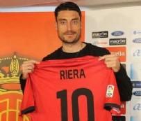 ALBERT RIERA - Riera'ya ağır ceza!