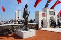 ŞEHİT AİLELERİ - Türkiye'nin En Büyük 2. Şehitliği Edirne'de Açıldı