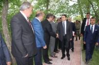 RAMAZAN KENDÜZLER - Vali Işın Cami Açılışına Katıldı