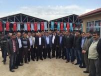 ÜNAL YıLMAZ - AK Parti Milletvekili Ve Adayı Feramuz Üstün Seçim Gezilerini Sürdürüyor