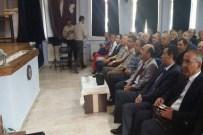 HÜSEYIN ERGÜN - Cide'de Köyleri Hizmet Götürme Toplantısı