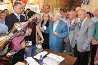 KUBBEALTı - Edirne Valisi Şahin'den Bankacıları Kızdıracak Sözler