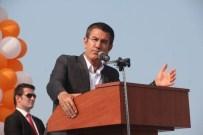 MEHMET GELDİ - Giresun'da Gençlik Merkezinin Temeli Atıldı