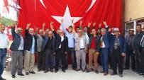 MHP Adayı Gönen, Hadim Ve Taşkent'te Destek İstedi