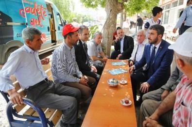 Milli İttifak Yeşilyurt Ve Yazıhan'da