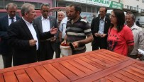 VAZELON MANASTıRı - Pekşen, Trabzon Projelerini Anlatıyor.